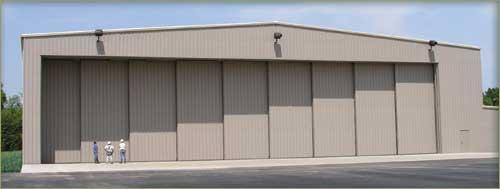 hangar kapıları