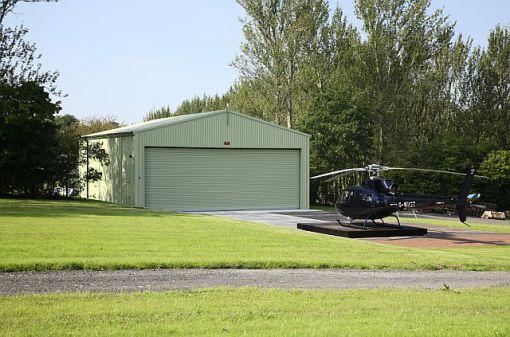 helikopter hangar kapı sistemleri