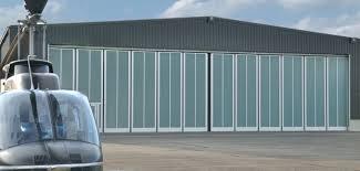 helikopter hangar kapısı otomatik