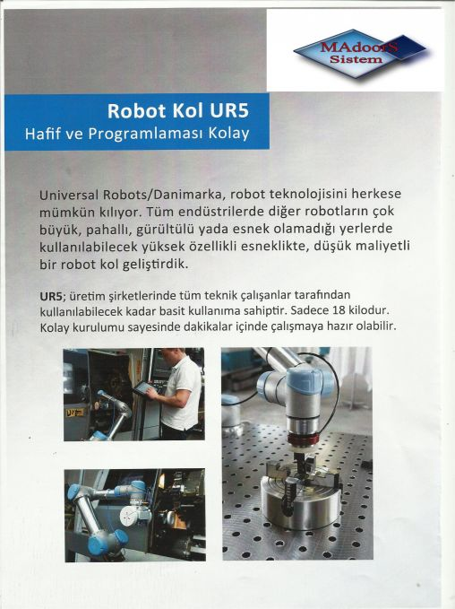 robot kol universal robot robots arm otomasyonu robot kol arm automation madoors
