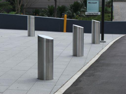 sabit çelik duba bariyer