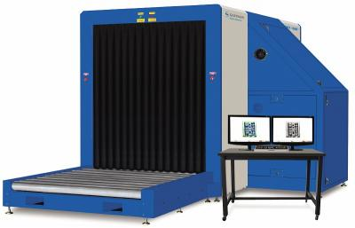 x-ray kargo cihazı